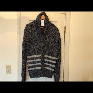 Banana Republic Men's Cardigan Sweater